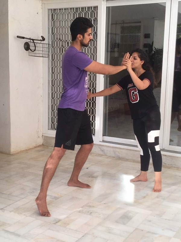 Saqib Saleem Learns Kathak Dance for His Next Movie