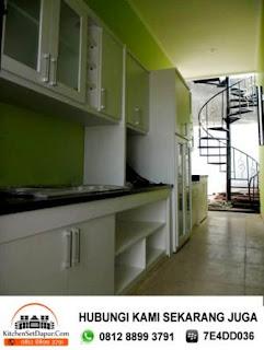 Jasa pembuatan kitchen set di cimanggu bogor, sentul bojong gede, cibinong, kemang, yasmin, semplak, seeng, parung