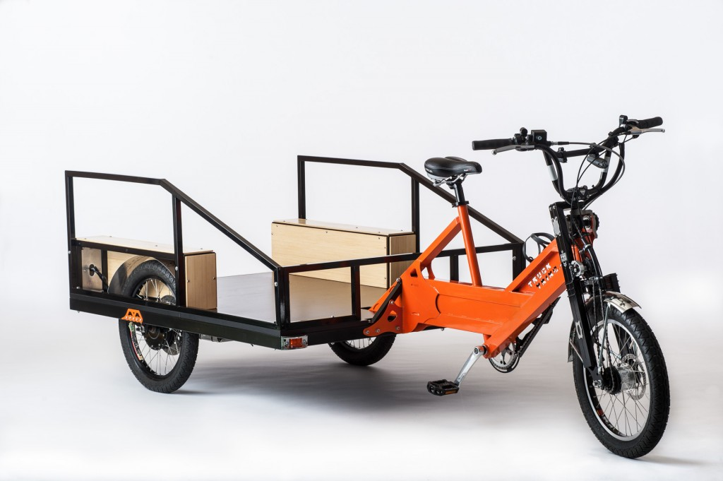 Utility Cycling Technology Motorcycle Truck Hybrid