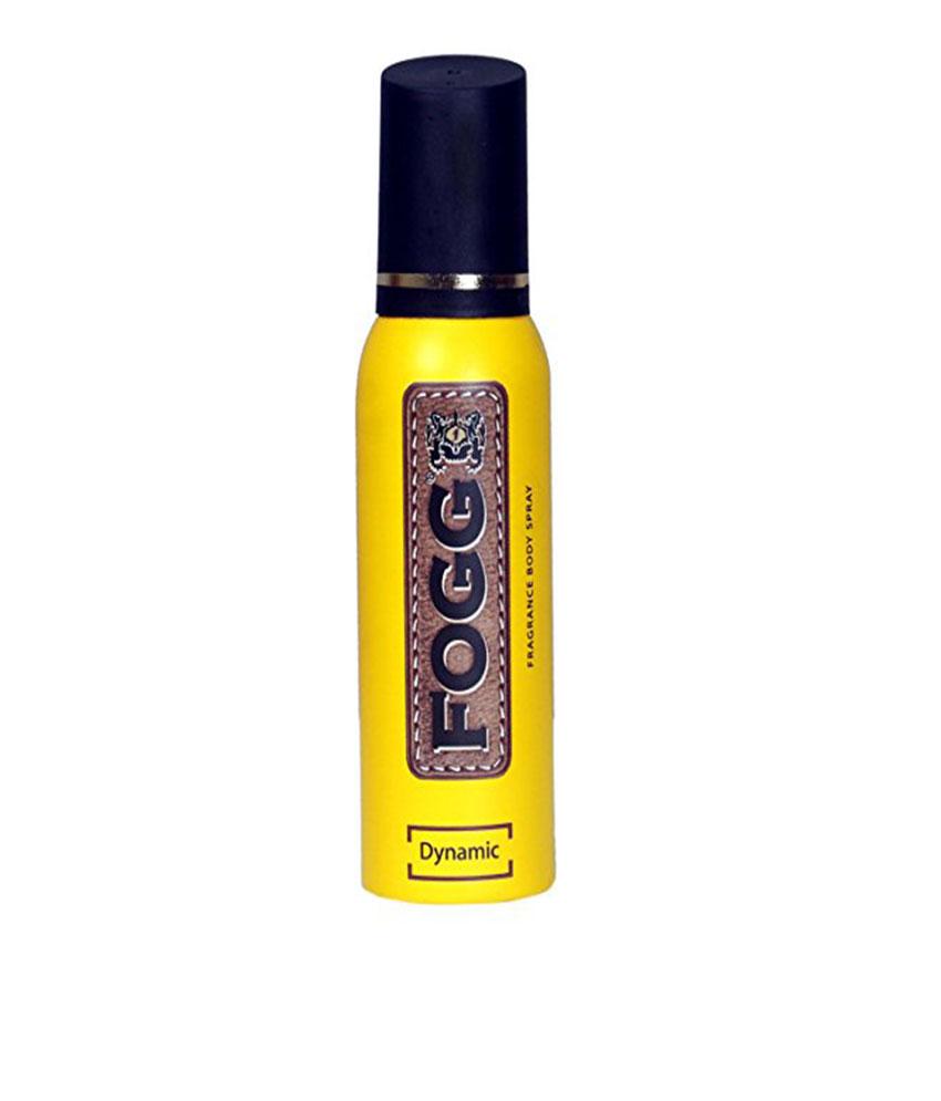 Fogg Dynamic Fragrance Body spray 120 ML
