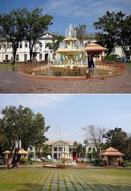 Aurora Park, Laoag City