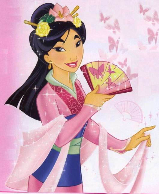 Disney Princess Mulan Wallpaper