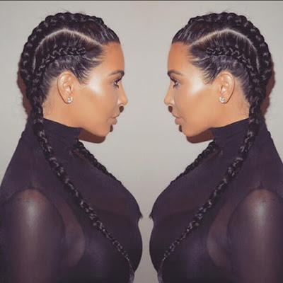 No matter how advanced we are with life and technology ✘ 36 Top Fulani Braid Hairstyles 2020 That You Need To Copy