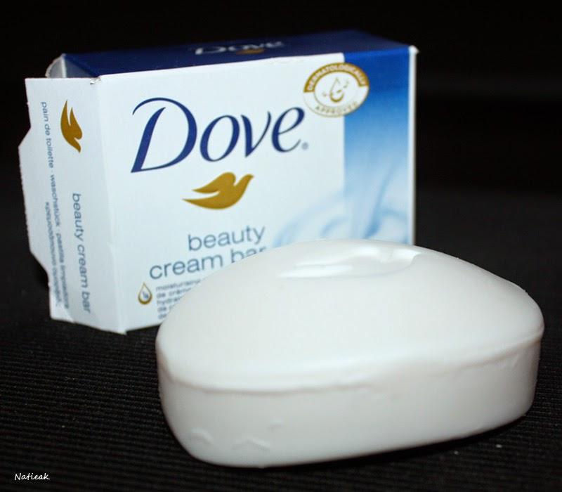 Dove Beauté Cream bar