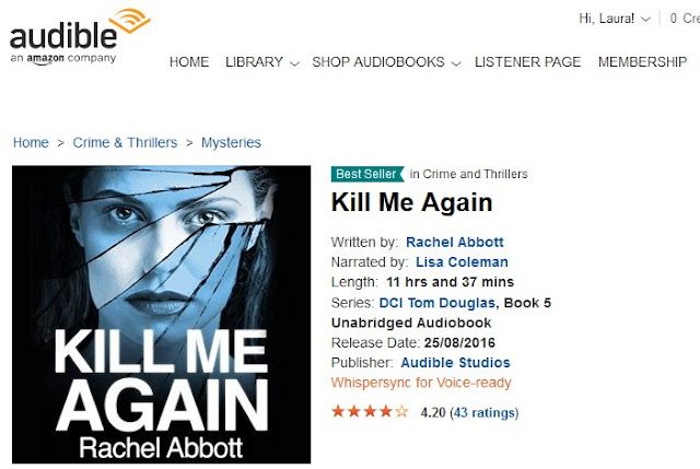 Kill Me Again by Rachel Abbott