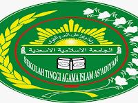 PENDAFTARAN MAHASISWA BARU (STAI AL AS'ADIYAH SENGKANG) 2021-2022