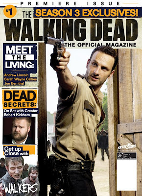 The Walking Dead Official Mag