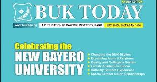 BUK Direct Entry Admission Form