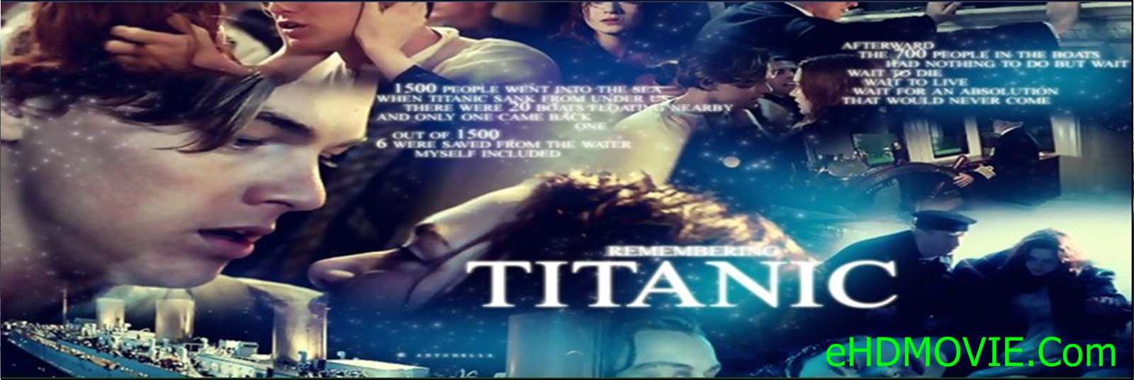 Titanic 1997 Full Movie Dual Audio [Hindi – English] 1080p - 720p - HEVC ORG BRRip 550MB - 2.3GB - 4.3GB ESubs Free Download