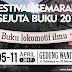 Festival Semarang Sejuta Buku 2017 : Buku Lokomotif Ilmu