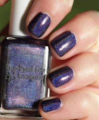 Blue-Eyed Girl Lacquer  BEGLove