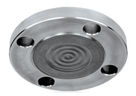 diaphragm seal for pressure gauge or transmitter