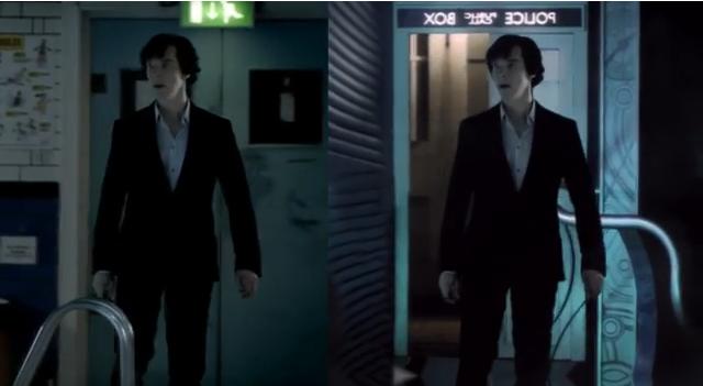 2013 - I Hear of Sherlock Everywhere