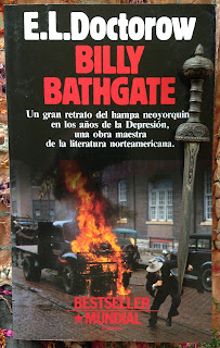 Portada del libro Billy Bathgate, de E. L. Doctorow