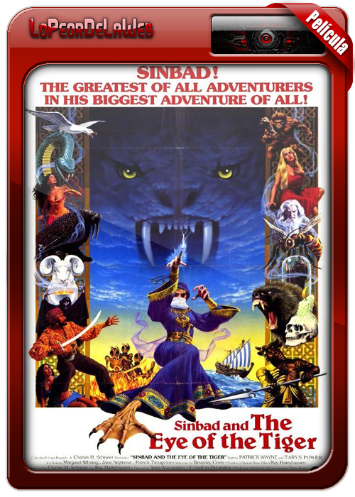 Sinbad and the Eye of the Tiger (1977) 720p h264 Dual