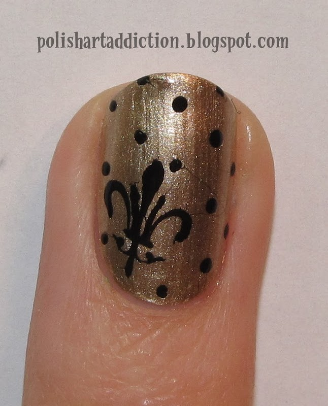Nail Art Kuning: Nail Polish
