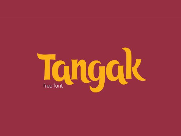Download Tangak Cyrillic Font Free