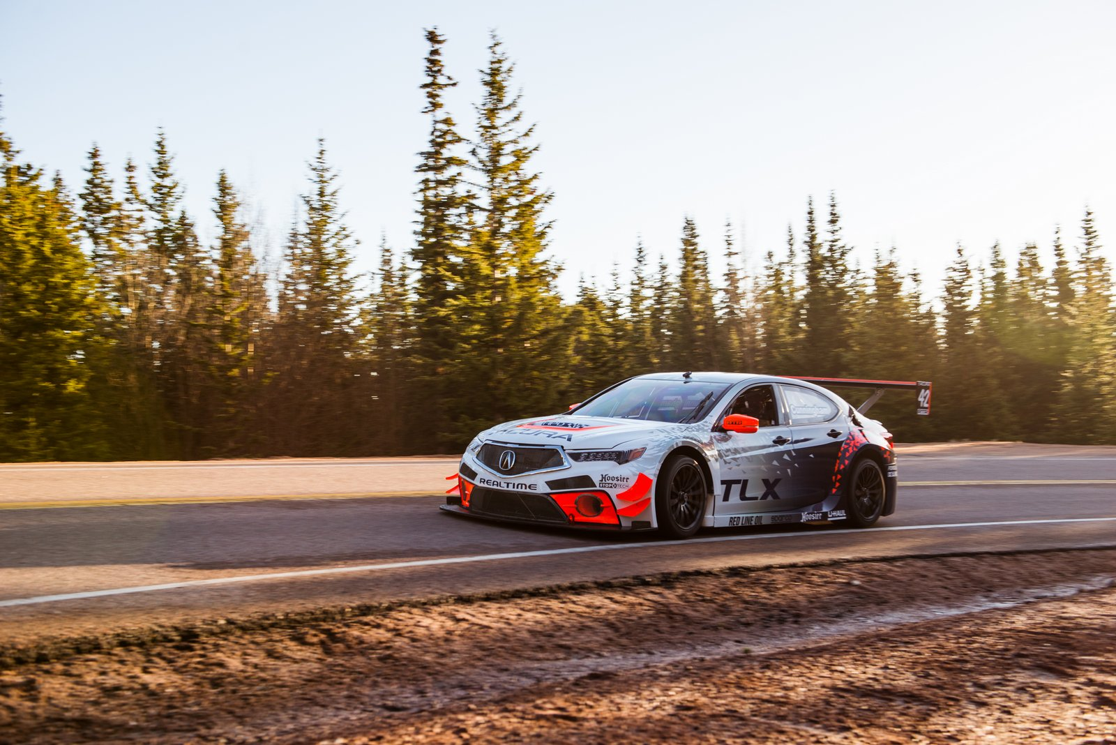 Acura NSX And TLX A-Spec To Race At Pikes Peak | Carscoops