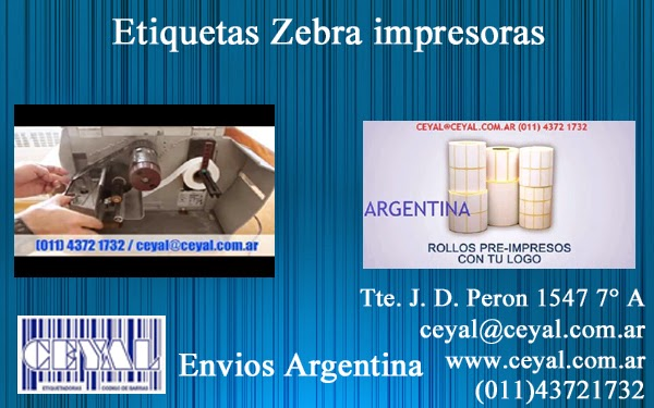 Como solucionar problemas con una impresora Zebra zt230 Envios interior Arg