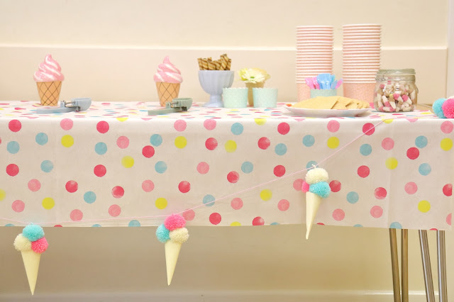 Celebrations Ice Cream Themed Joint 1st And 3rd Birthday Party