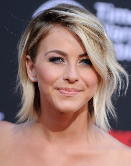 Top 10 latest women\'s short hairstyles for thin hair thick wavy ...