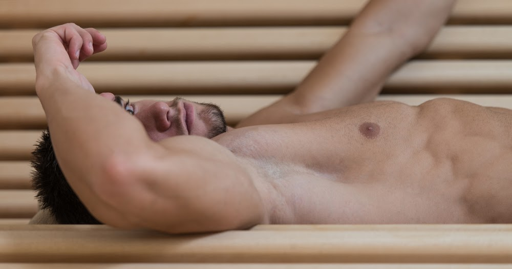 Naked sauna in Hong Kong - would you do it?