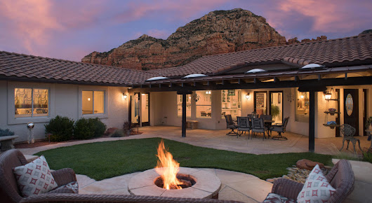 Sedona home listing sold in 24h and above asking price - $736,000