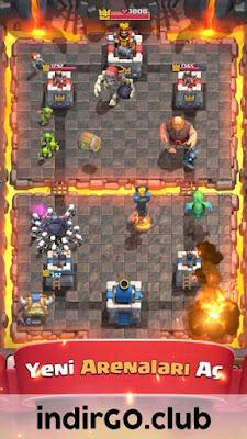 clash royale hile apk