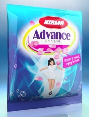 Alive n Kicking: Nirma Advanced- Rebranding of A Classic Detergent