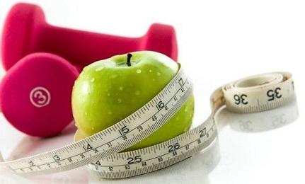 Ejercicio y comida sana
