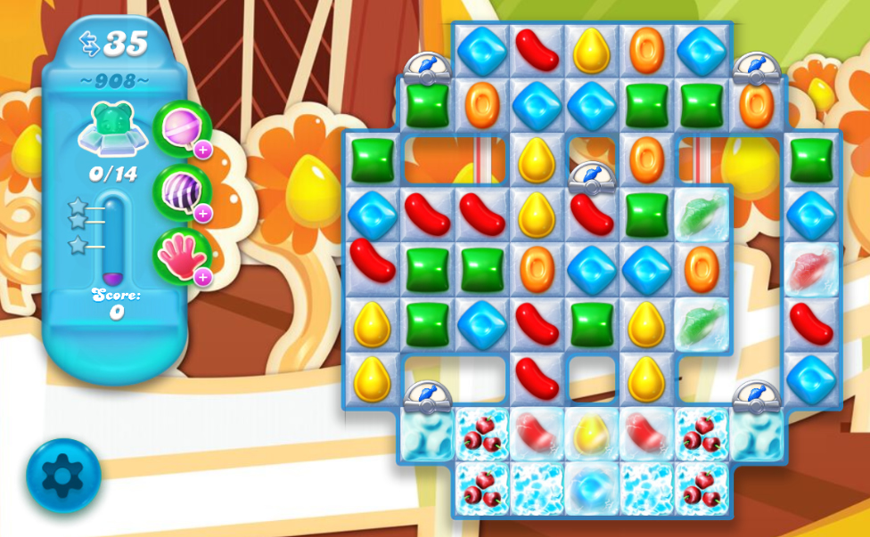 Candy Crush Soda Saga 908