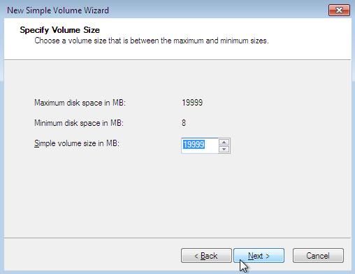 Cara Mudah Membagi Partisi  Hardisk di Windows 7
