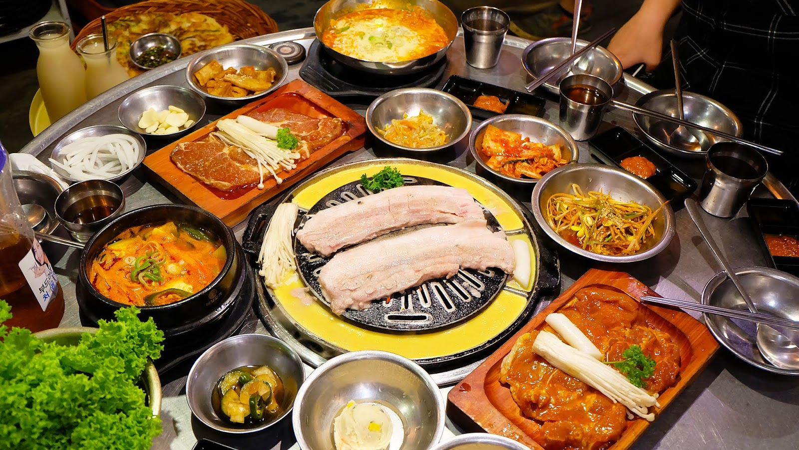 REVIEW: WANG DAE BAK KOREAN RESTAURANT