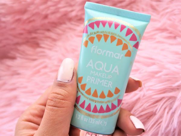 Review - Primer Aqua Flormar