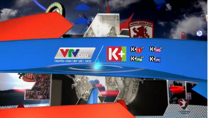 Nhóm kênh K+ đều chỉnh giá trên hệ thống Truyền hình cáp VTVCab tại TPHCM