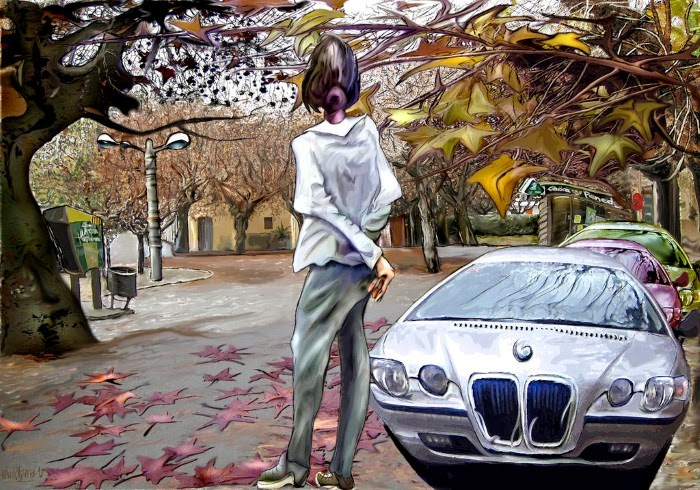 Цифровая живопись. Carlos Vilamitjana Perez
