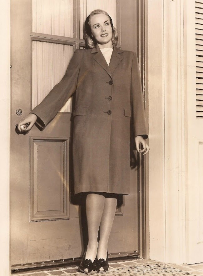Angela Greene - Hollywood Canteen press photo