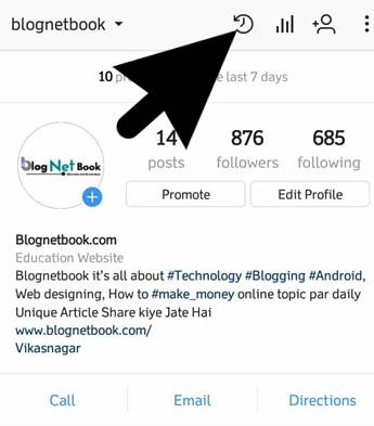 Insight instagram