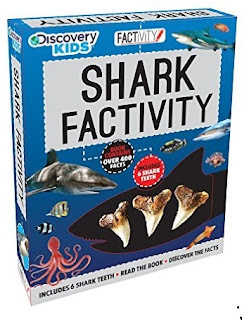 Shark Factivity set cover