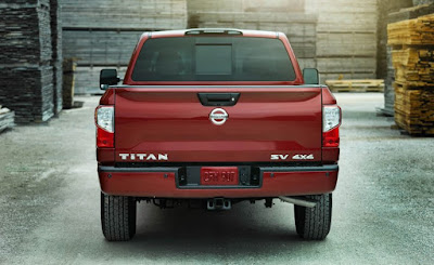 2017 nissan XD Pick up trucks diesel | 2017 detroit auto show debuts
