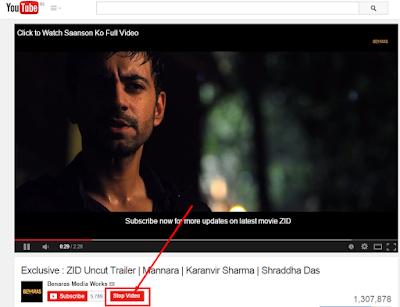 How to Add 'Stop Download Video' Option to YouTube Videos - Sinhalen