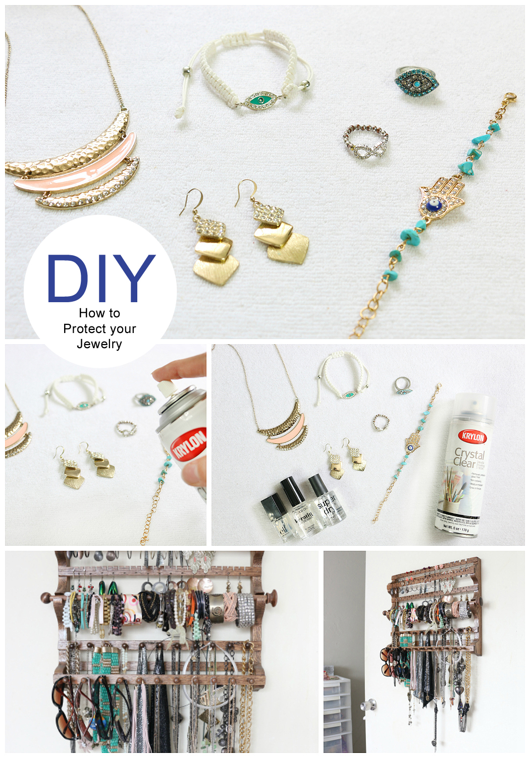 How to Protect Your Jewelry / Cómo Proteger tus Joyas - LynSire