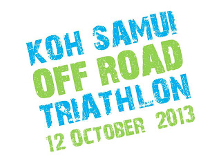 Koh Samui off road triathlon 2013