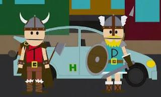 South Park Episodio 12x04 Canadá en huelga