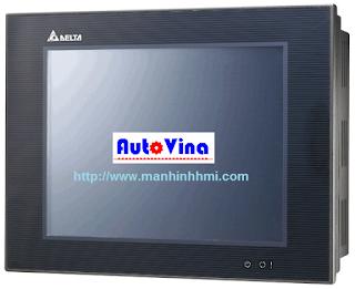 Màn hình HMI Delta 8 inch DOP-B08S515. Bán màn hình HMI Delta, cung cấp phụ kiện sửa chữa HMI Delta, bán tấm cảm ứng màn hình HMI, thay thế LCD màn hình cảm ứng HMI