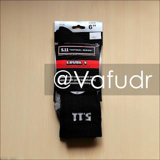 5.11 tactical Level I 6'' Socks