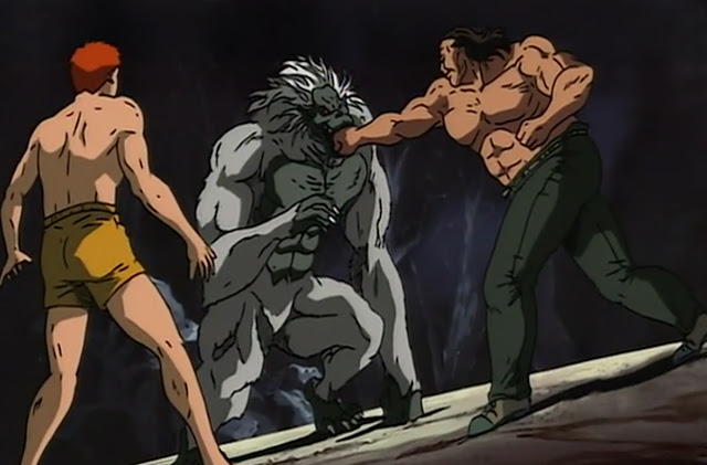 Baki The Grappler Episode 03 Subtitle Indonesia