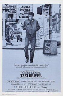 Robert De Niro Taxi Driver
