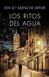 """""""Los ritos del agua"""" de Eva Gª Sainz"""
