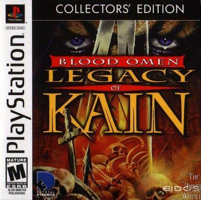 ROMs - Legacy of Kain - Blood Omen (Português) - PS1 - ISOs Download